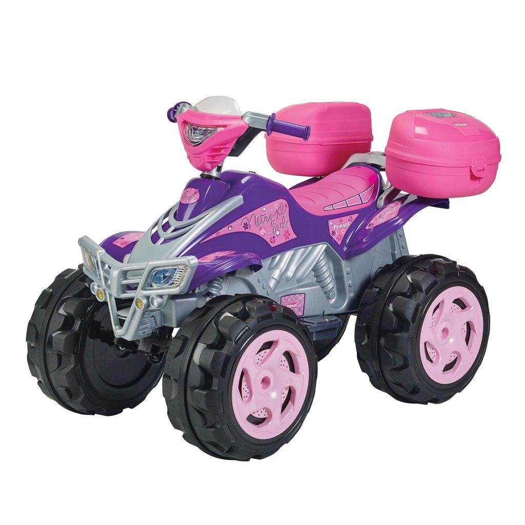 feria del juguete en PALACIO DE LOS DEPORTES : Moto Eléctrica Nitro Girl 12V Prinsel
