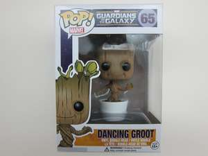 AMAZON: Funko PoP, Guardians of the Galaxy Dancing Groot  $126