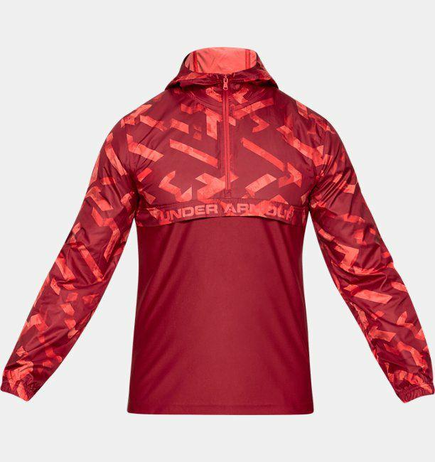 Under Armour: Sudadera UA Sportstyle Woven ½ Zip para Hombre