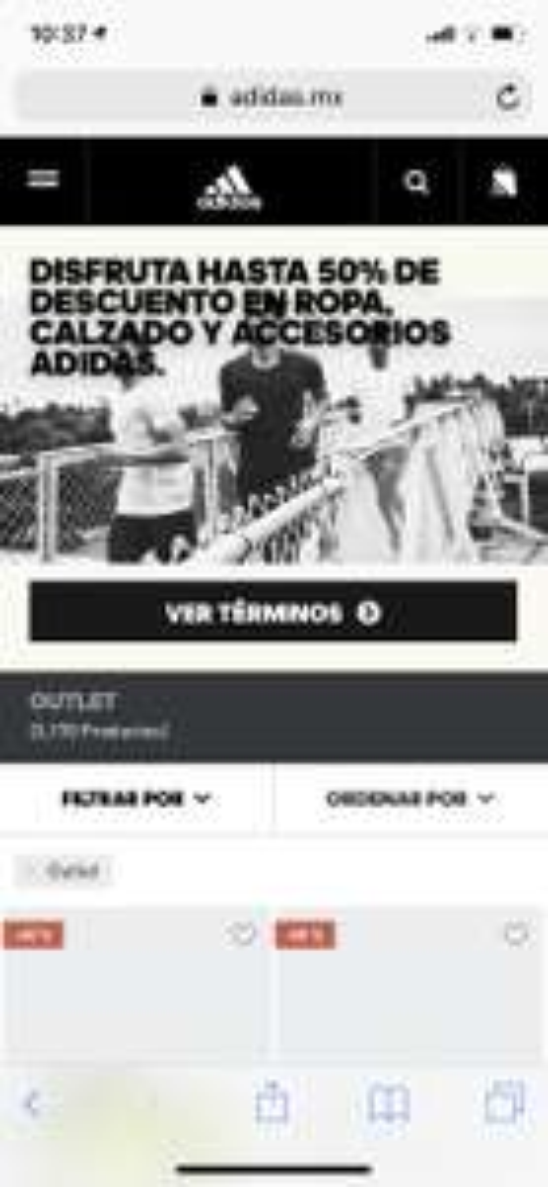 Adidas: Outlet adidas con hasta 50% + 20%