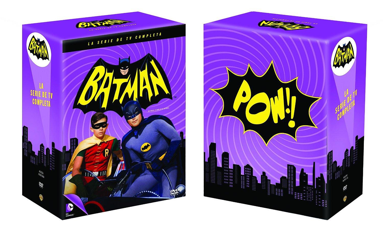Amazon Mx: Batman (DVD): La Serie de TV Completa T1-3 (1966), Envío Gratis.