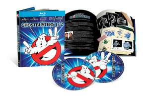 Amazon MX: Paquete Ghostbusters 1 y 2 (Blu-ray) [Importado]