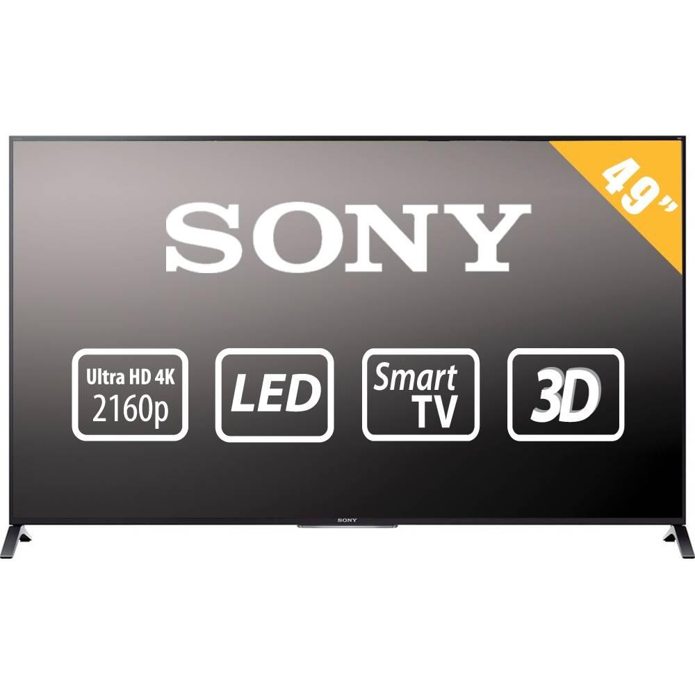 Walmart: TV Sony 49 Pulgadas 4K 2160p Smart TV 3D LED $12,999 ó $12,277 con Banamex