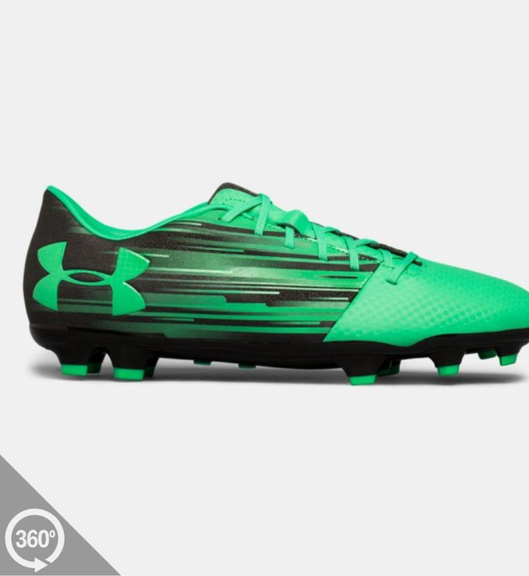 Zapatos de Fútbol UA Spotlight DL Firm Ground para Hombre