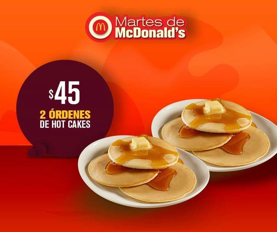 McDonald's: Martes de McDonald's 8 Enero