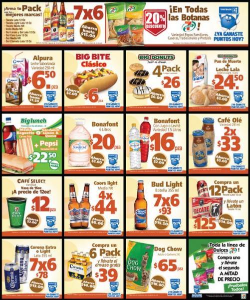7 Eleven: promociones en cervezas del 10 de octubre al 6 de noviembre