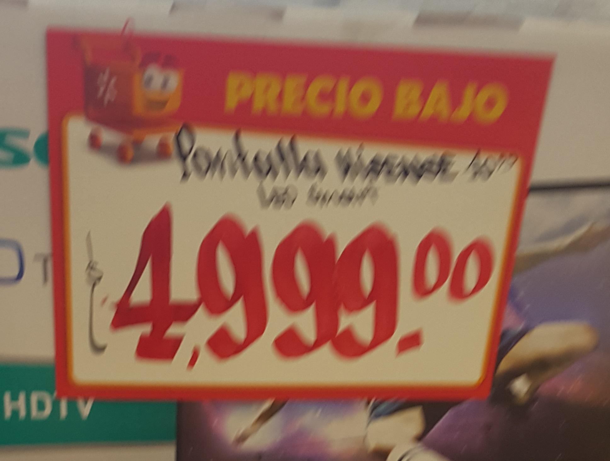 "Walmart: Pantalla Hisense 40"" de $6999 a $4999.00"