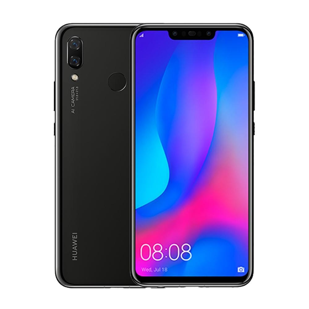 Walmart: Huawei Nova 3 128GB Negro Telcel pagando con CitiPay