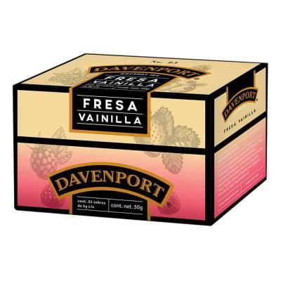 Walmart: 2 cajas de té Davenport a excelente precio (varios sabores disponibles y envio gratis)