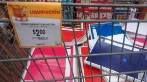 Walmart Cuadernos Marca Great Value de Raya $2