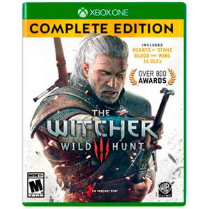 Palacio de Hierrro: The witcher 3 Wild Hunt Edicion Completa