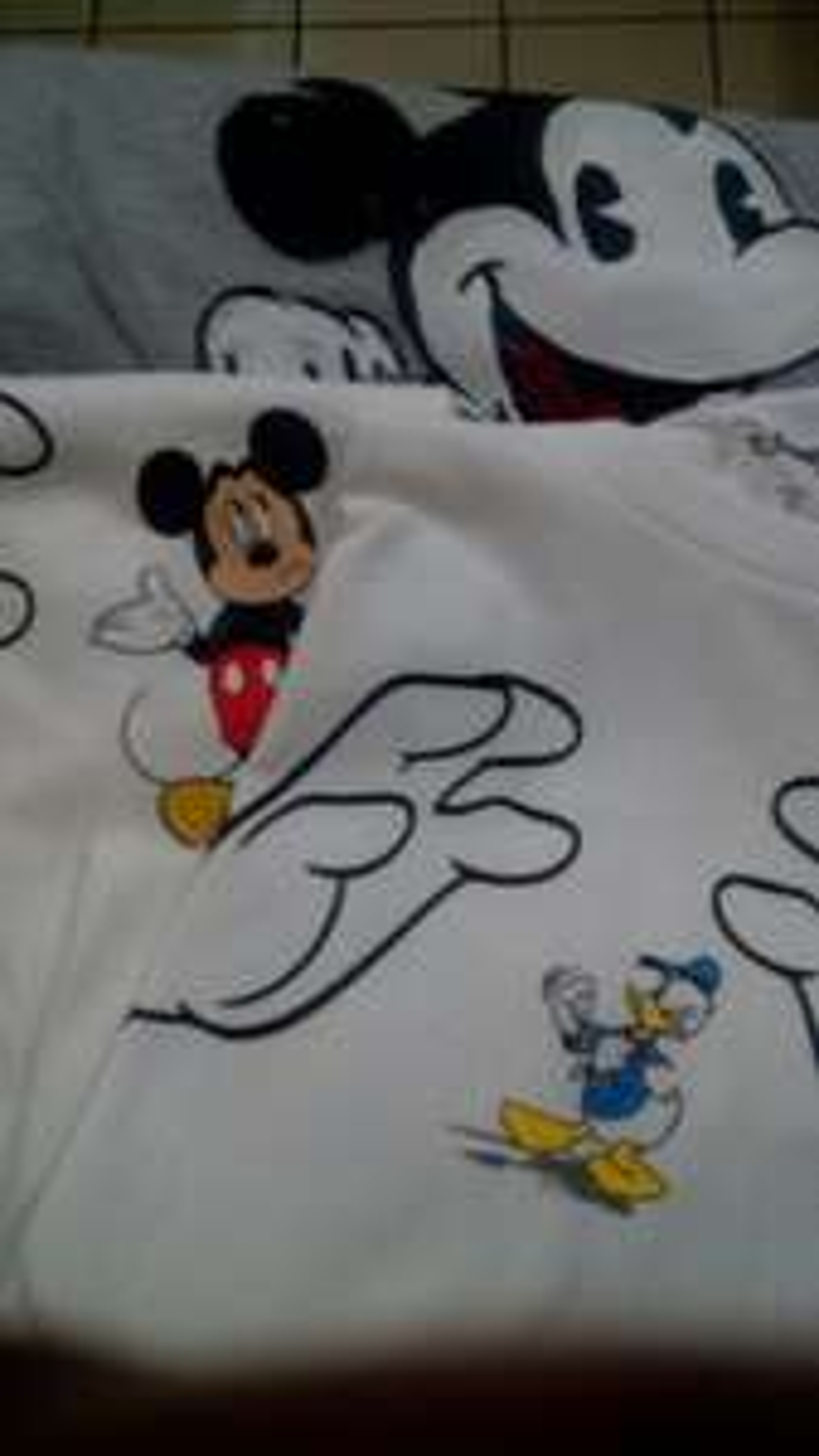 Walmart: Playeras estampadas de Mickey Mouse
