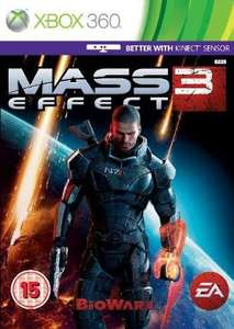 Amazon Mx: Mass Effect 3 para Xbox 360 a $50