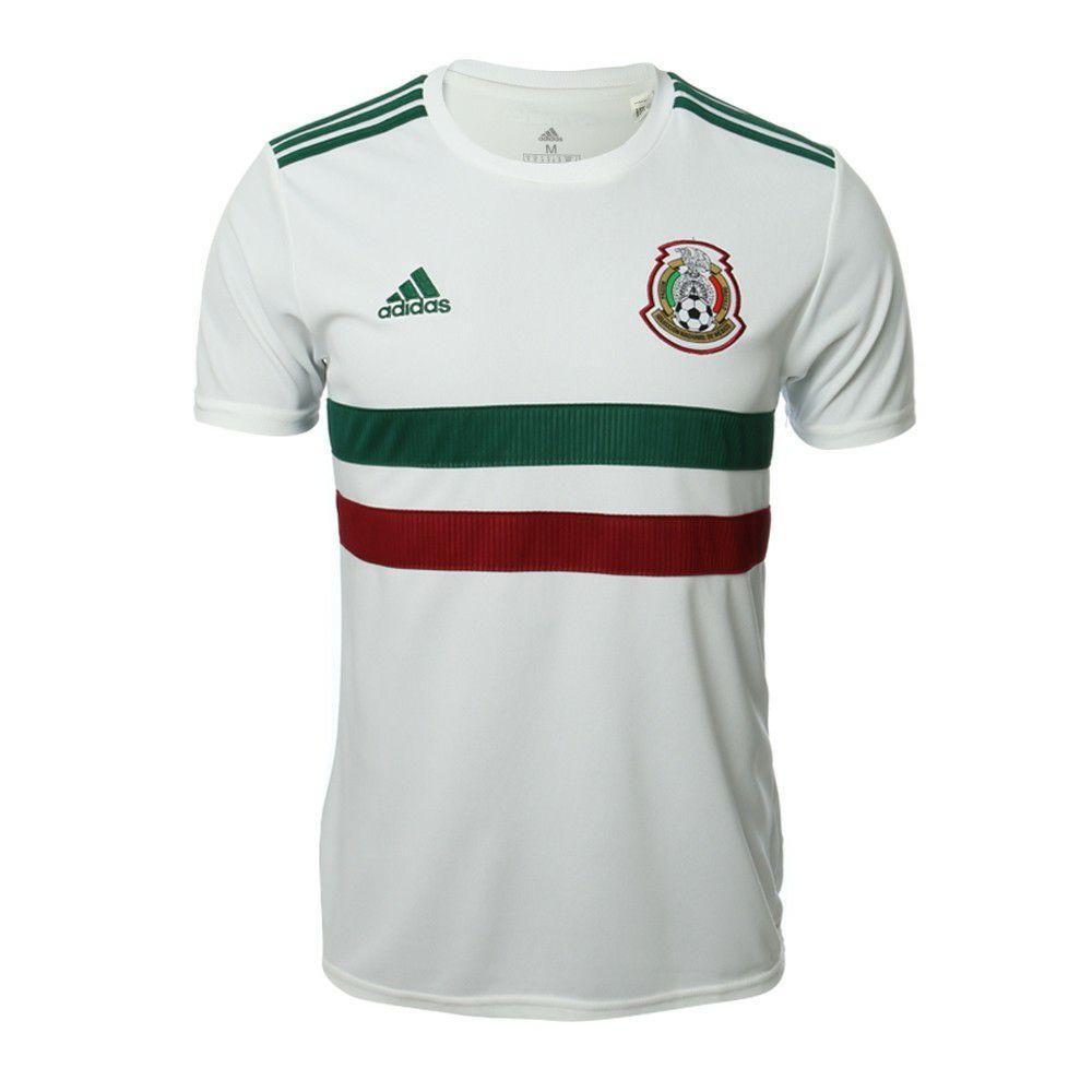 Jersey Adidas México Visitante Hombre