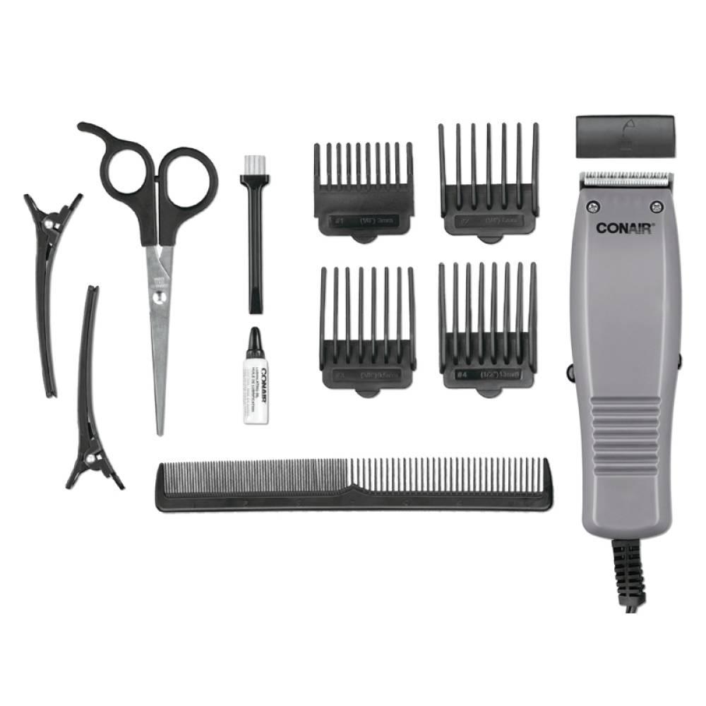 Walmart Online: Juego de peluquería Conair de 12 piezas.