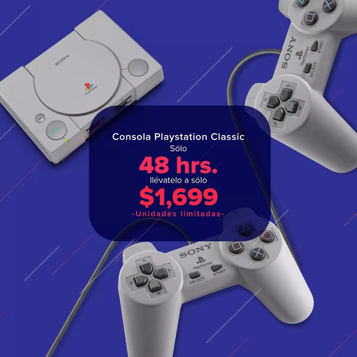 Doto: CONSOLA PLAYSTATION CLASSIC