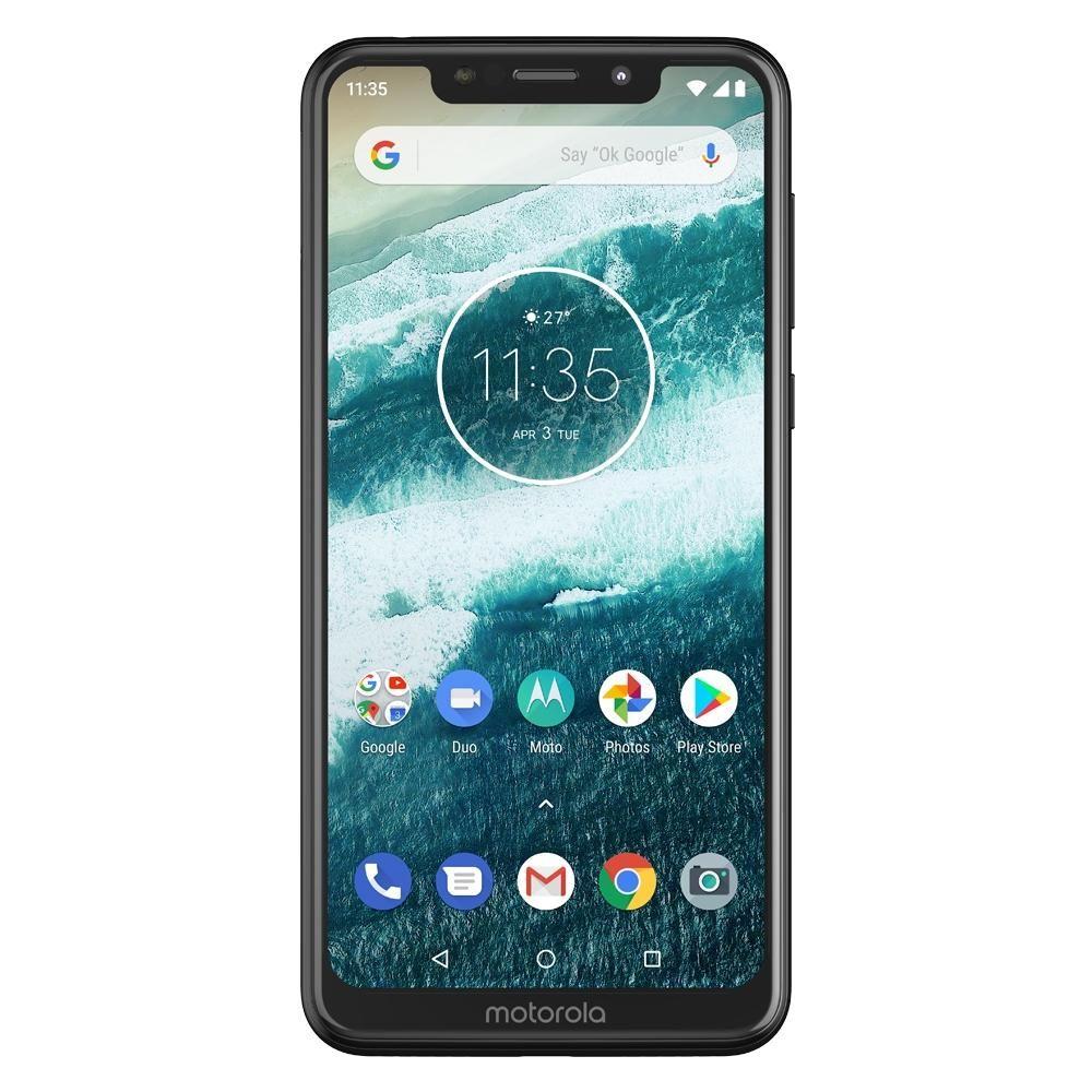 Walmart: Smartphone Motorola One 64 GB Blanco Desbloqueado