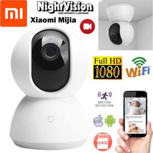 ebay: XIAOMI mijia Smart IP Cámara 1080P Wifi Wireless MXN $196.57