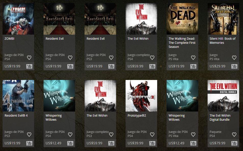 PSN Store: Oferta de los muertos. Semana 2 + Ofertas de Atlus