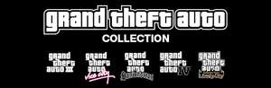 Steam: Grand Theft Auto Collection $88 y Mortal Kombat Komplete $45