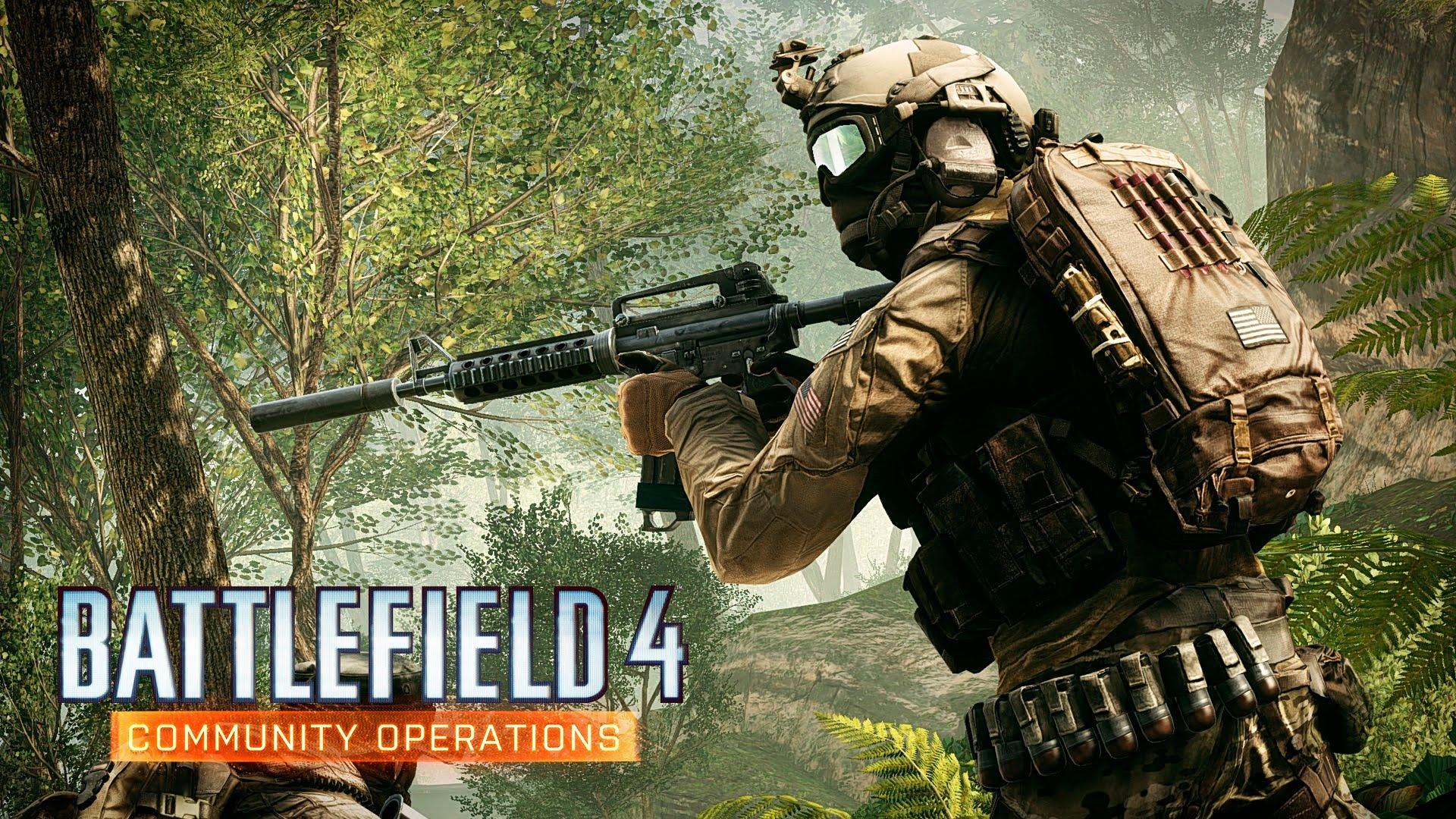 "Mapa ""Community Operations"" GRATIS para Battlefield 4, sin Premium, para PS4, PC, PS3, 360 y Xbone"