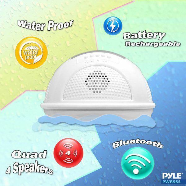 Amazon: Bocina Pyle Bluetooth a $357