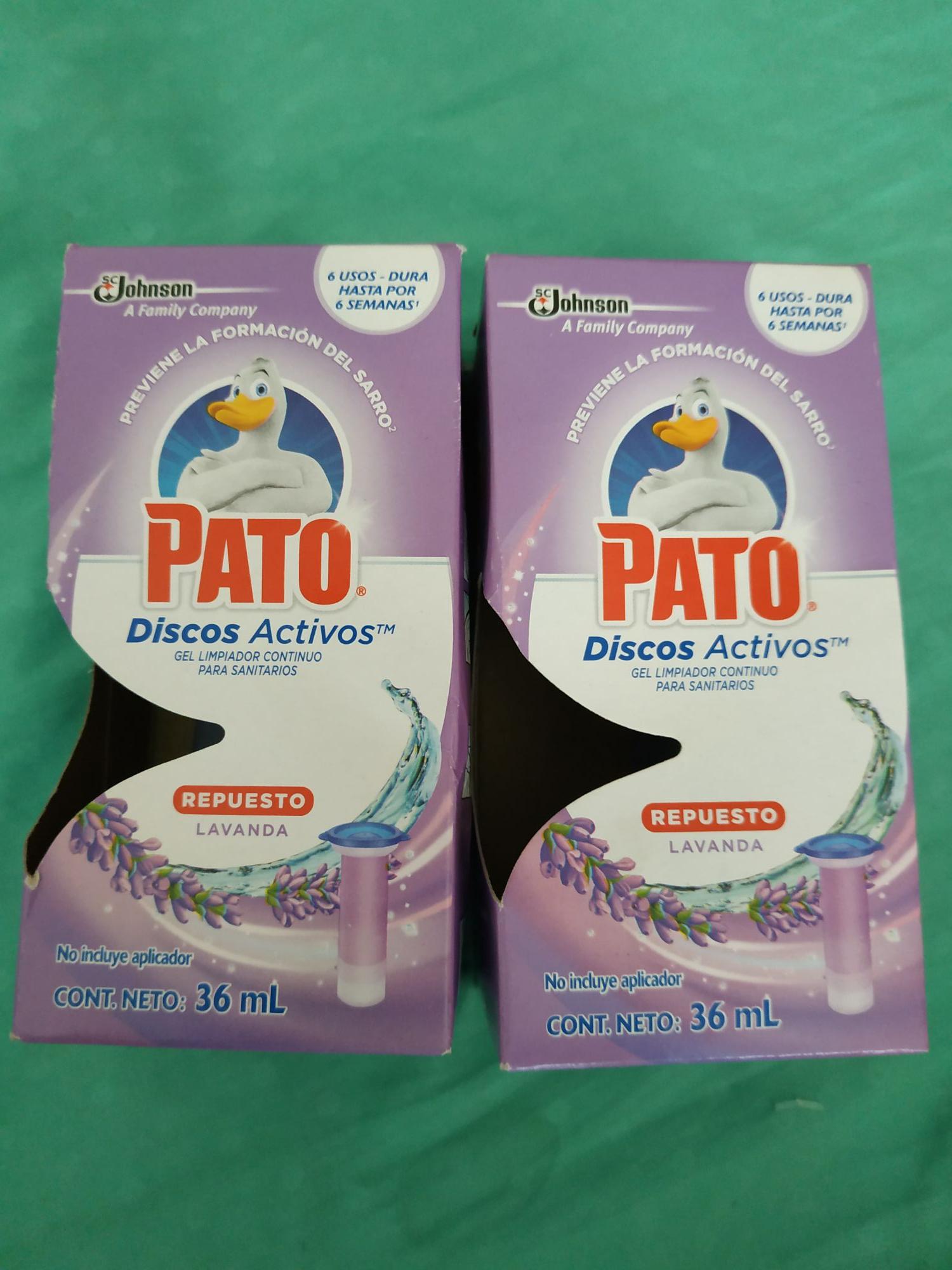CHEDRAUI Veracruz. Pato repuestos discos activos lavanda $5.90, y más ofertas.