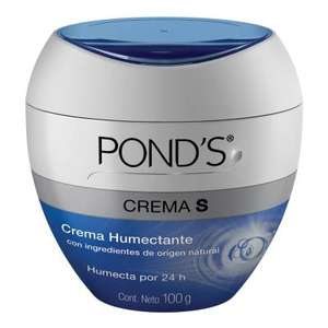 Superama: Crema Ponds 200grs 2 x $22 (normal 1 pieza a $51.50)