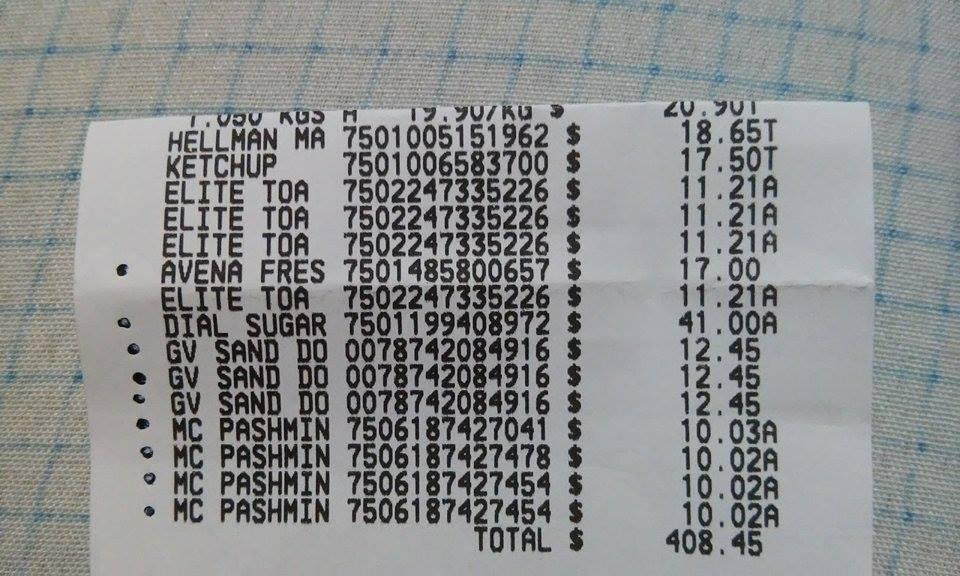 Walmart: Pashminas de $10.02 y 03 & más
