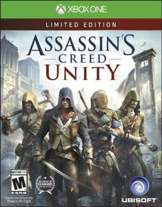Amazon: Assassin's Creed Unity Limited Edition $261