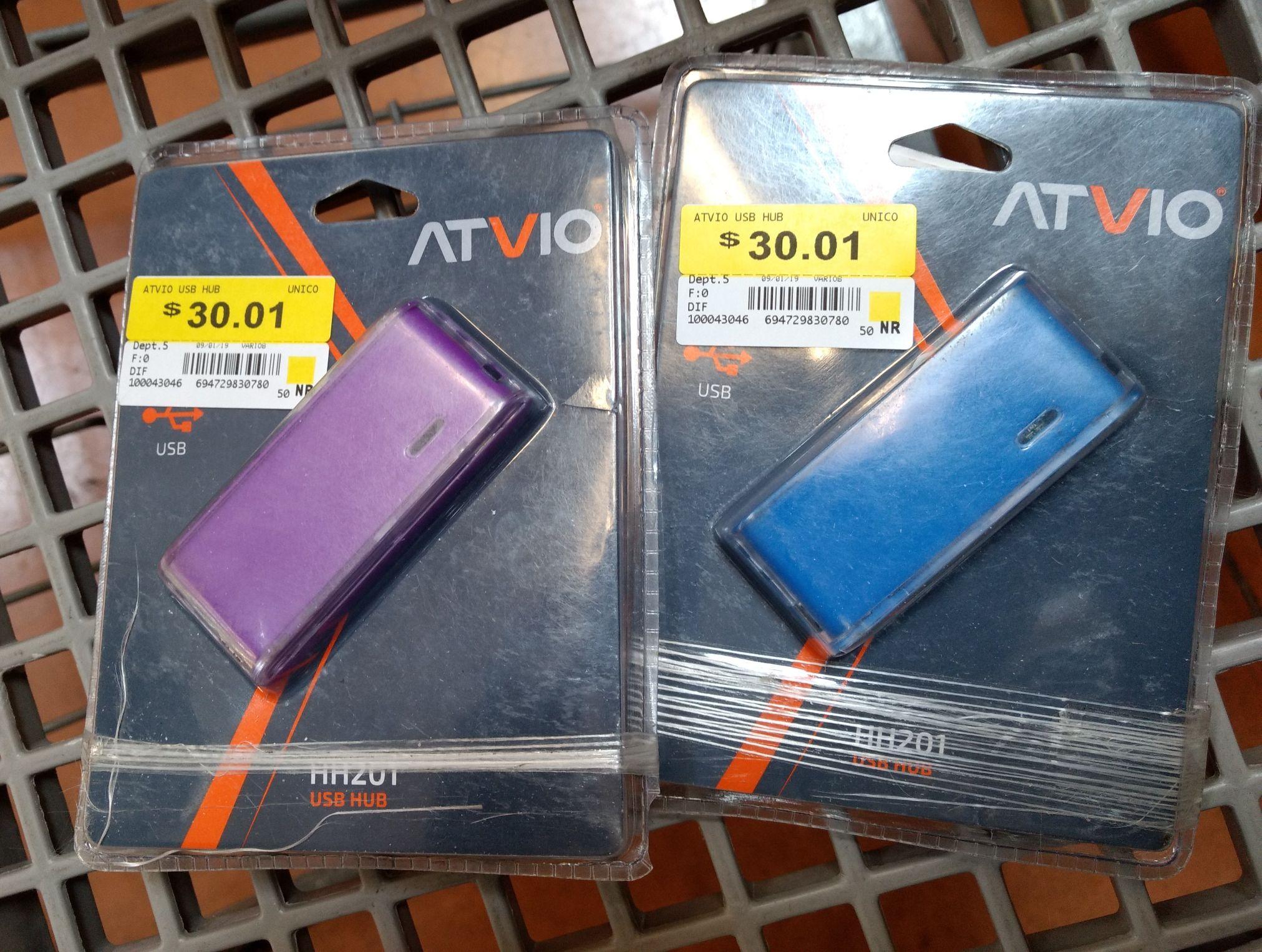 Walmart: USB HUB 4 PUERTOS