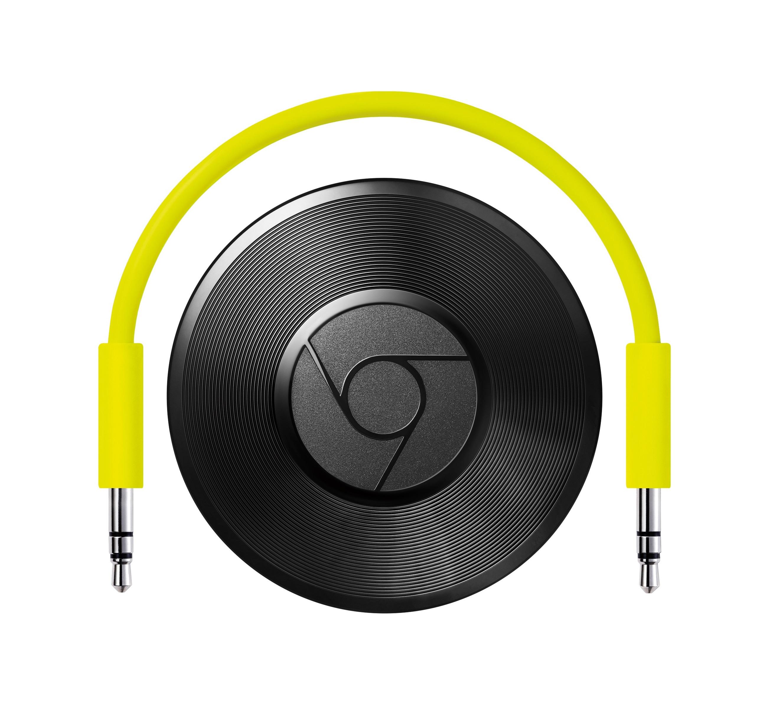 Best Buy Google - Chromecast Audio - Negro