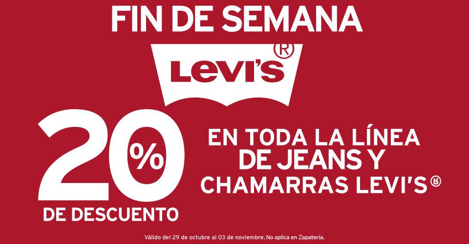 Suburbia: 2x1 y medio en suéteres, Vicky Form y 20% de descuento en Levi's