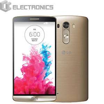 Ebay: Smartphone LG G3 Dorado $366 usd