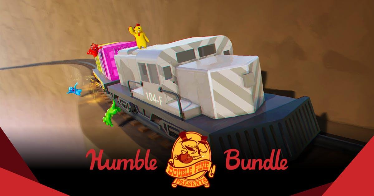 Humble Bundle: Double Find Presents PC