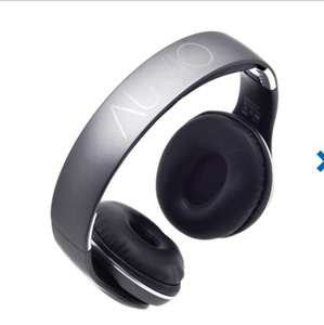Radioshack: Audífonos on ear bluetooth auvio de $899.00 a $499.00