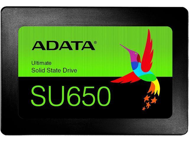 Newegg: SSD Adata SU650 960GB