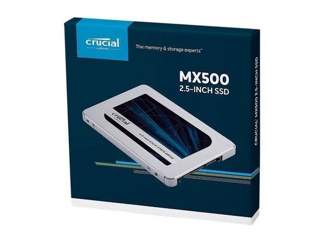 Ebay: SSD Crucial MX500 500GB