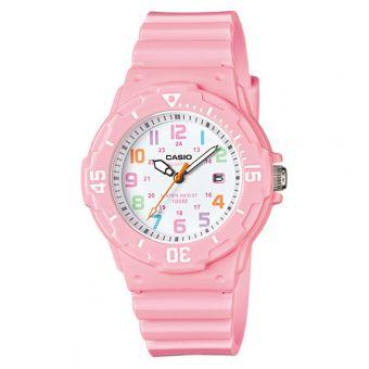 Linio APP: Reloj Casio LRW200H Rosa Con Colores a $325