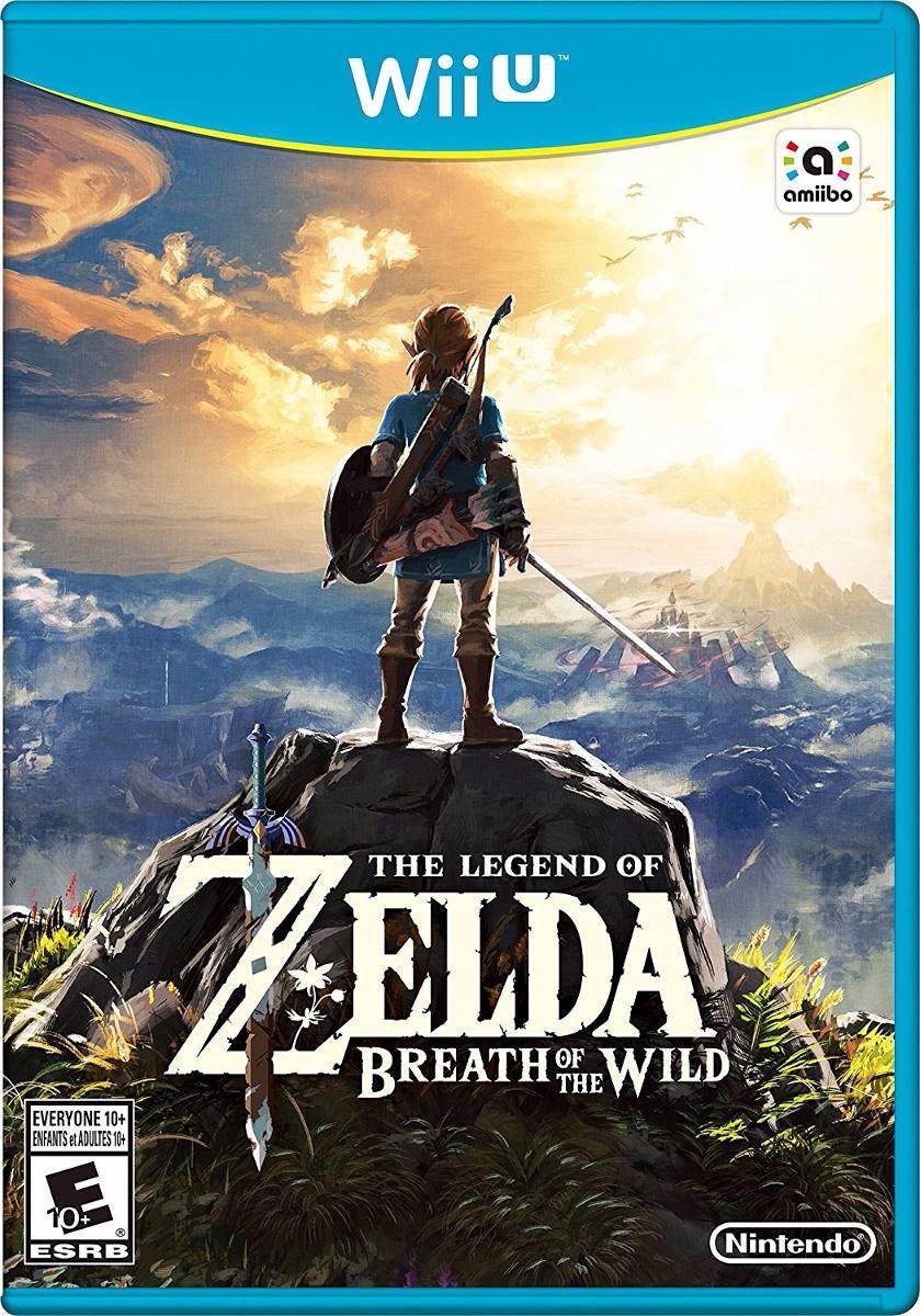 Gameplanet online: Zelda Breath of the Wild Wii U
