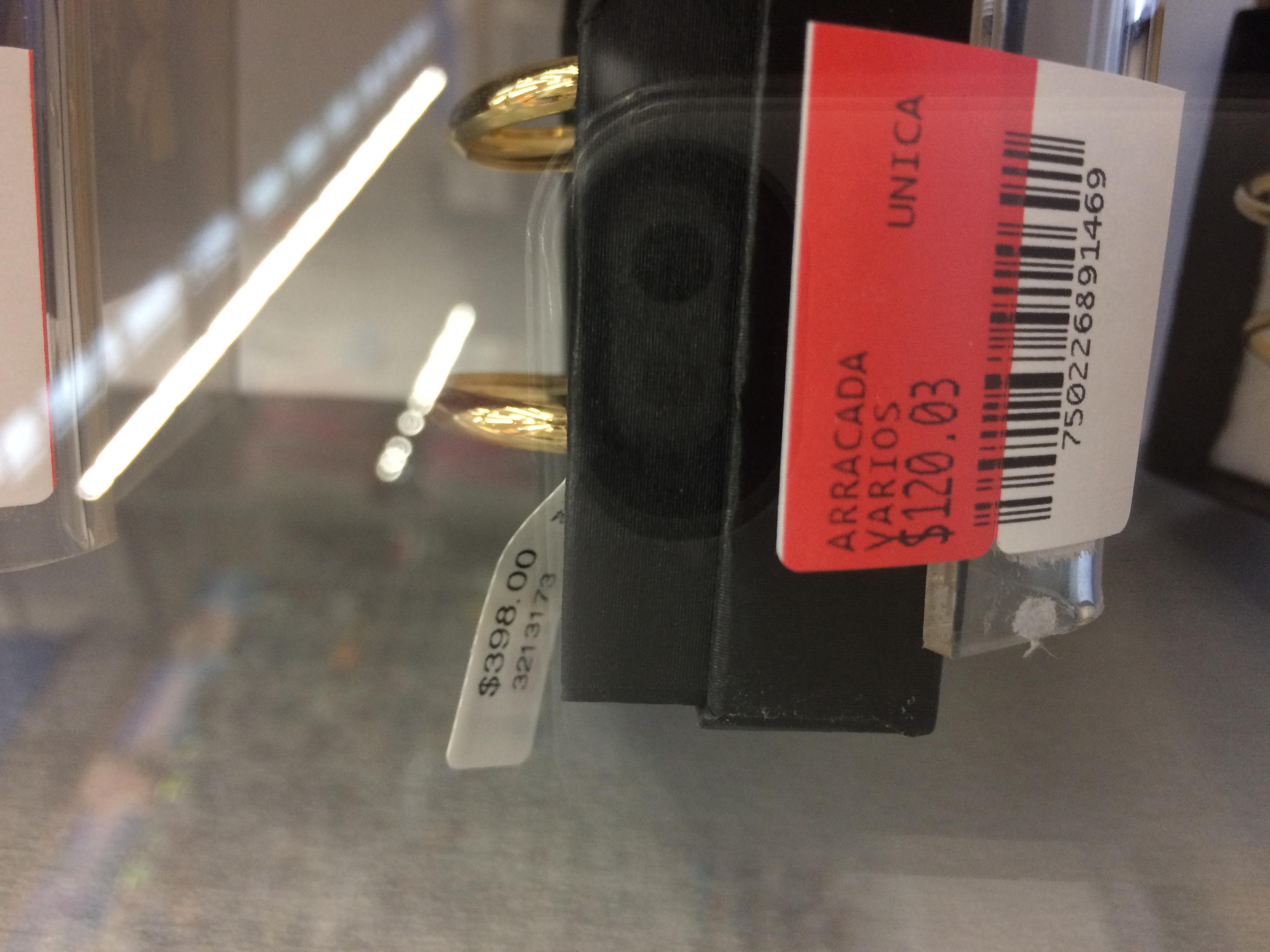 Walmart: Puebla Suc CD judicial Joyería en liquidación
