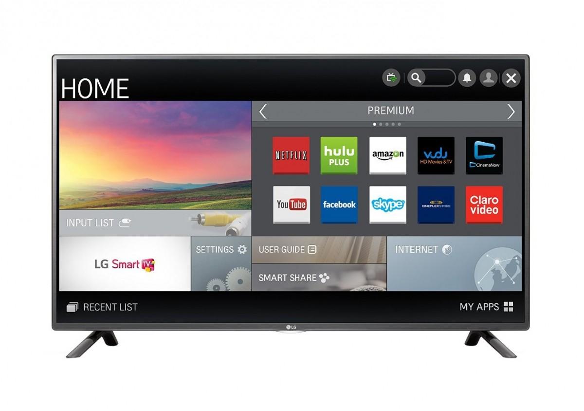 "Best Buy: Pantalla de 50"" LG Smart TV 50LF6100 $9,999"