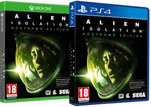 Amazon: Alien Isolation Xbox One $300 y Alien Isolation para PS4 $330