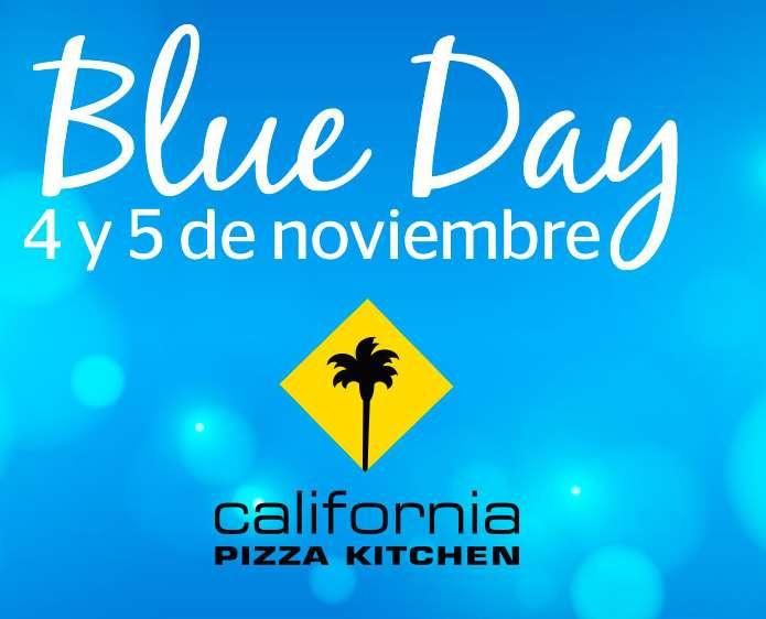 California Pizza Kitchen: $200 de descuento en consumo de $500 con Bancomer noviembre 4 y 5