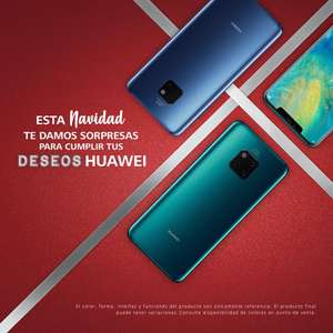 CAC TELCEL: Mate 20 Series: Regala Mate 20 Pro, P Smart 2019 o Y5 2018