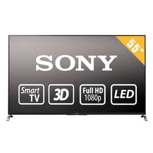 Walmart: TV Sony 55 Pulgadas 1080p Full HD Smart TV 3D LED Bravia KDL-55W950B