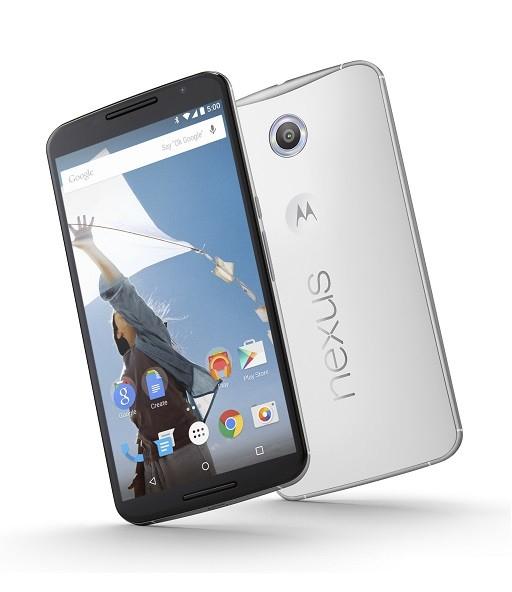 Best Buy: Motorola Nexus 6 Blanco/Negro 32GB