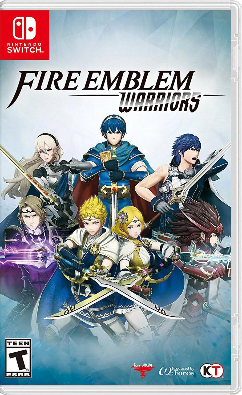 Game Planet: Fire Emblem Warriors Switch
