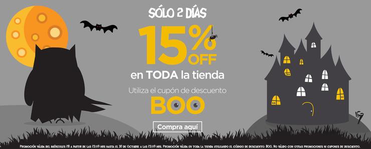 BEBE2GO: 15% DE DESCUENTO EN TODA LA TIENDA