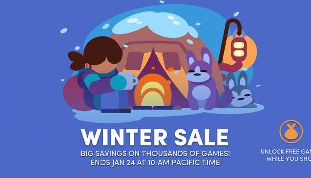 Humble Bundle Winter Sale (AC Odyssey,  Far Cry 5, GTA V, Destiny 2, etc.)
